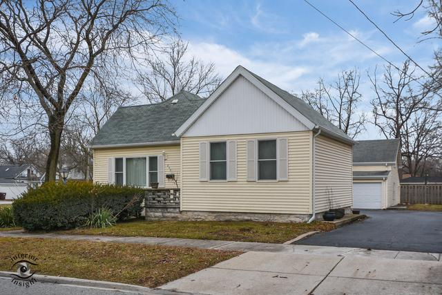 203 S Hunter Street, Thornton, IL 60476 (MLS #10114046) :: The Wexler Group at Keller Williams Preferred Realty