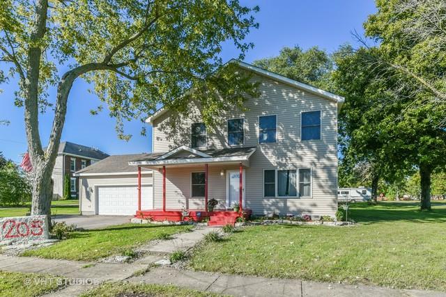 205 N Bridge Street, Aroma Park, IL 60910 (MLS #10114129) :: Leigh Marcus   @properties