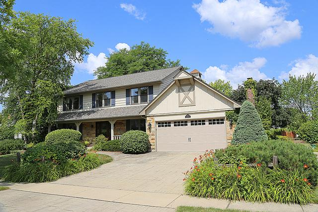 610 Hudson Court, Elk Grove Village, IL 60007 (MLS #10114968) :: The Dena Furlow Team - Keller Williams Realty