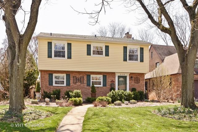 2122 Evans Road, Flossmoor, IL 60422 (MLS #10115795) :: Leigh Marcus | @properties