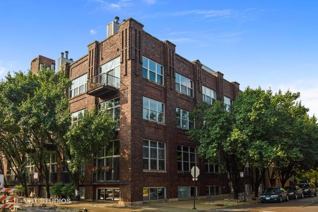 2201 W Wabansia Avenue #20, Chicago, IL 60647 (MLS #10115830) :: The Perotti Group | Compass Real Estate