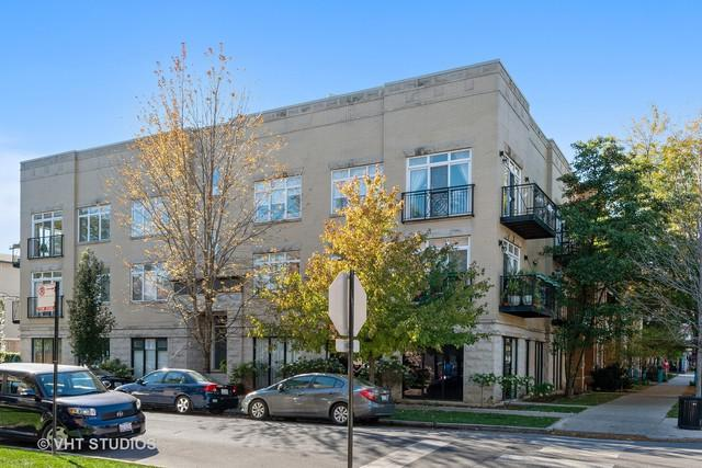 2135 W Roscoe Street 3S, Chicago, IL 60618 (MLS #10116570) :: Touchstone Group