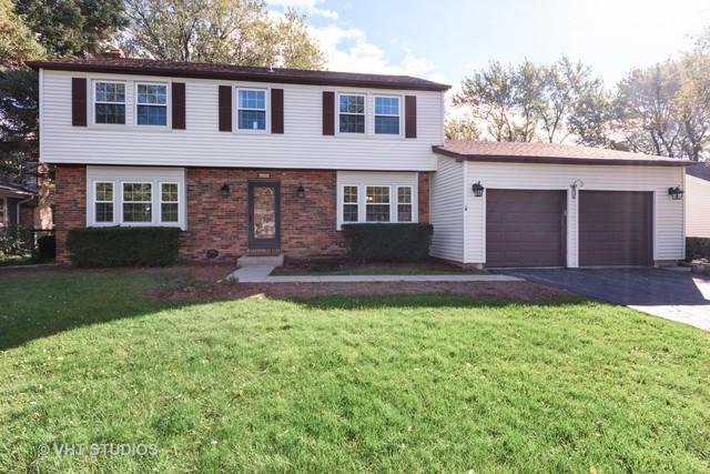 660 Essington Lane, Buffalo Grove, IL 60089 (MLS #10116847) :: The Dena Furlow Team - Keller Williams Realty