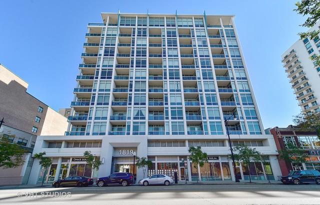 1819 S Michigan Avenue #905, Chicago, IL 60616 (MLS #10117005) :: Domain Realty