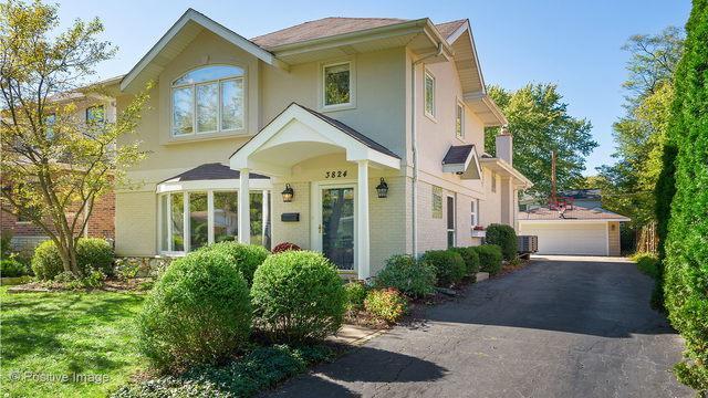 3824 Franklin Avenue, Western Springs, IL 60558 (MLS #10117021) :: Domain Realty