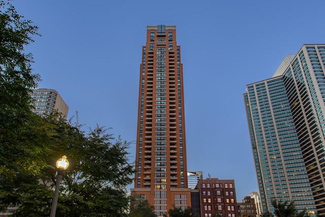 1160 S Michigan Avenue #3203, Chicago, IL 60605 (MLS #10117054) :: Domain Realty