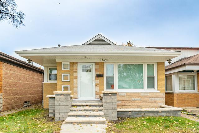 12631 S Laflin Street, Calumet Park, IL 60827 (MLS #10118587) :: Domain Realty