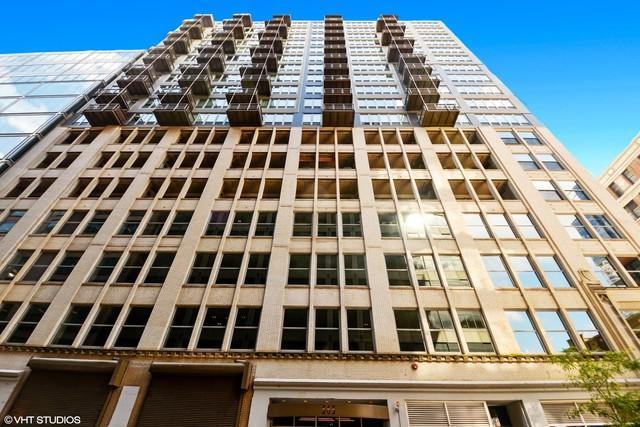 565 W Quincy Street #1513, Chicago, IL 60661 (MLS #10118649) :: Domain Realty