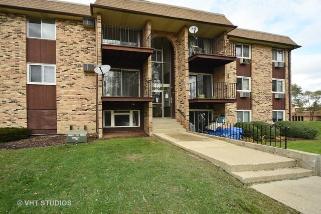 1015 Higgins Quarters Drive #313, Hoffman Estates, IL 60169 (MLS #10118683) :: Domain Realty