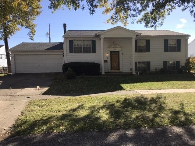 3203 W William Street, Champaign, IL 61821 (MLS #10118964) :: Ryan Dallas Real Estate