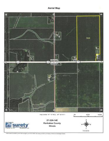 Rt 17 E. E Rt 17 & 1 Highway, Grant Park, IL 60940 (MLS #10119735) :: Domain Realty