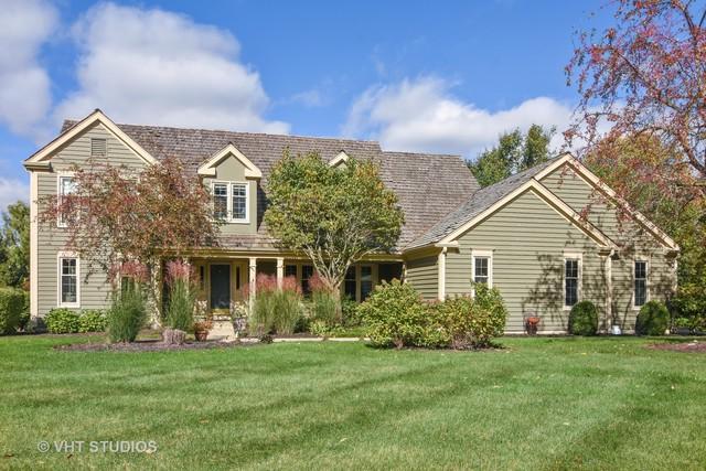 20652 W Yorkshire Drive, Kildeer, IL 60047 (MLS #10119794) :: Helen Oliveri Real Estate