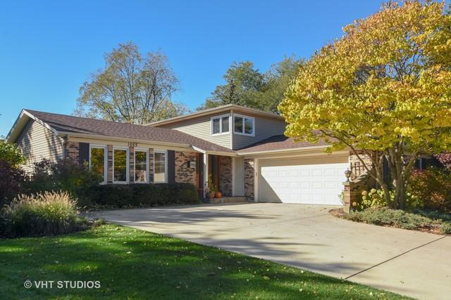 1053 E Grissom Drive, Palatine, IL 60074 (MLS #10121672) :: Baz Realty Network   Keller Williams Preferred Realty