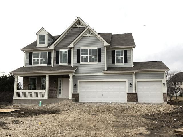 1117 Woodiris Lot# 112 Drive, Joliet, IL 60431 (MLS #10123153) :: The Wexler Group at Keller Williams Preferred Realty