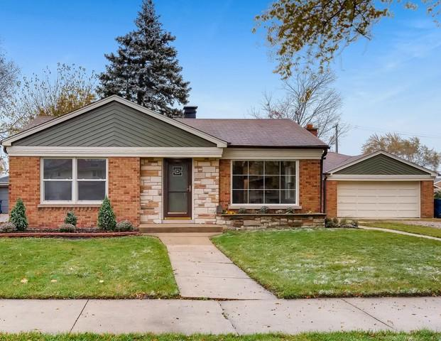 9125 S Avers Avenue, Evergreen Park, IL 60805 (MLS #10125247) :: Ani Real Estate