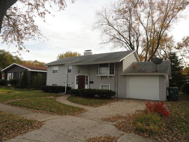 17 Pawnee Drive, Thornton, IL 60476 (MLS #10126266) :: The Wexler Group at Keller Williams Preferred Realty