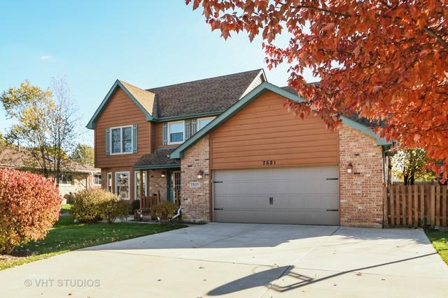 7521 W Silo Drive, Frankfort, IL 60423 (MLS #10126403) :: Ani Real Estate