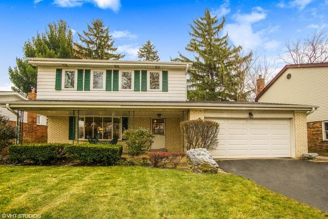 619 S Cleveland Avenue, Arlington Heights, IL 60005 (MLS #10127146) :: Domain Realty