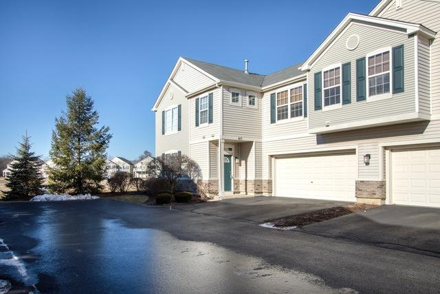 615 Arbor Circle #615, Lakemoor, IL 60051 (MLS #10128168) :: The Dena Furlow Team - Keller Williams Realty