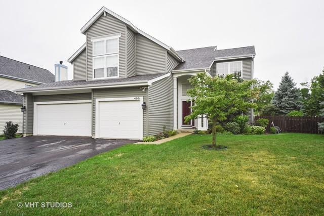 493 Gatewood Lane, Grayslake, IL 60030 (MLS #10130416) :: Century 21 Affiliated