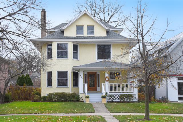 627 Lake Avenue, Wilmette, IL 60091 (MLS #10130589) :: Ani Real Estate