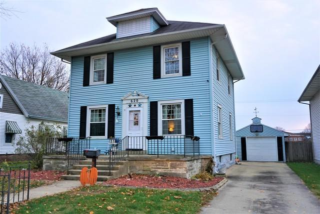 620 E Sangamon Avenue, Rantoul, IL 61866 (MLS #10131017) :: Ryan Dallas Real Estate