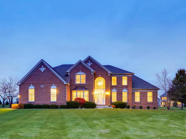 23 Crystal Downs Drive, Hawthorn Woods, IL 60047 (MLS #10131120) :: Helen Oliveri Real Estate
