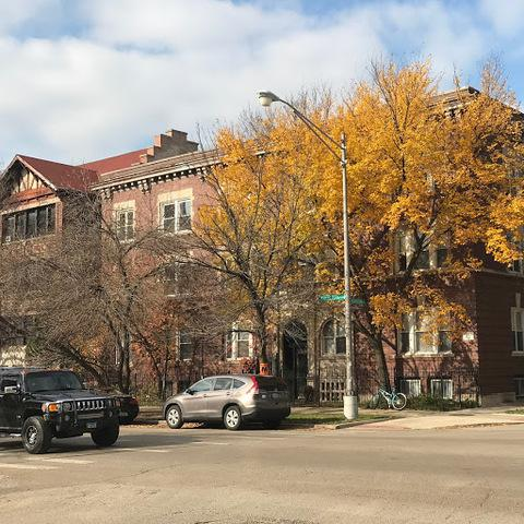 1424 E Hyde Park Boulevard #1, Chicago, IL 60615 (MLS #10131160) :: The Dena Furlow Team - Keller Williams Realty