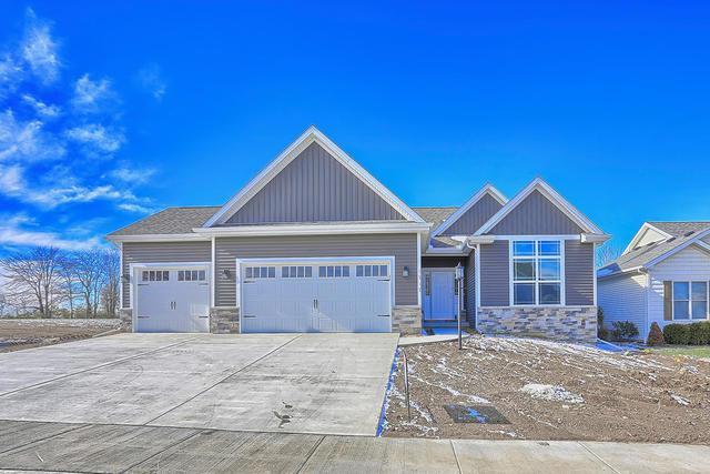 1313 N Brookhaven Drive, Mahomet, IL 61853 (MLS #10131404) :: Ryan Dallas Real Estate