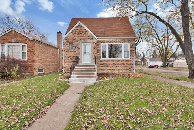 14437 S Emerald Avenue, Riverdale, IL 60827 (MLS #10131974) :: Ani Real Estate
