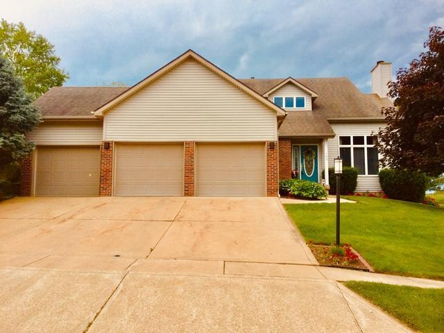 103 S Fox Run Drive, Mahomet, IL 61853 (MLS #10132314) :: Ryan Dallas Real Estate