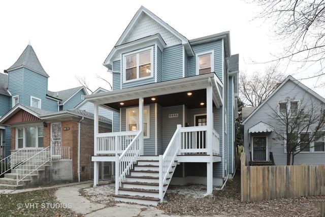 4446 N Keokuk Avenue, Chicago, IL 60630 (MLS #10133278) :: John Lyons Real Estate