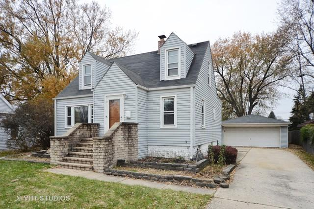 3048 Martin Avenue, Melrose Park, IL 60164 (MLS #10133284) :: Ani Real Estate