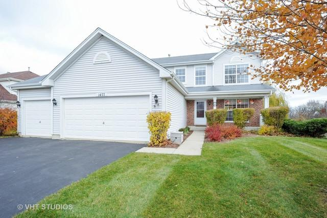 1477 S Amarias Drive, Round Lake, IL 60073 (MLS #10133900) :: The Wexler Group at Keller Williams Preferred Realty