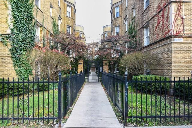 1624 W Farwell Avenue 2D, Chicago, IL 60626 (MLS #10133998) :: Leigh Marcus   @properties