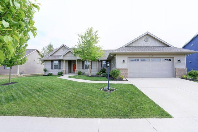 1603 E Vernon Drive, Urbana, IL 61802 (MLS #10134058) :: Ryan Dallas Real Estate