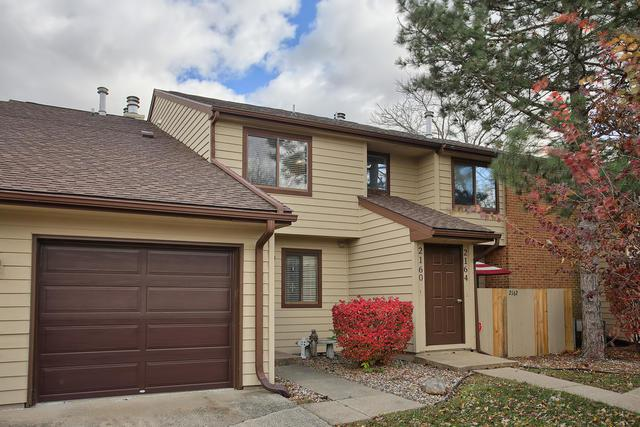 2160 Harbortown Cir #2160, Champaign, IL 61821 (MLS #10134150) :: Ryan Dallas Real Estate