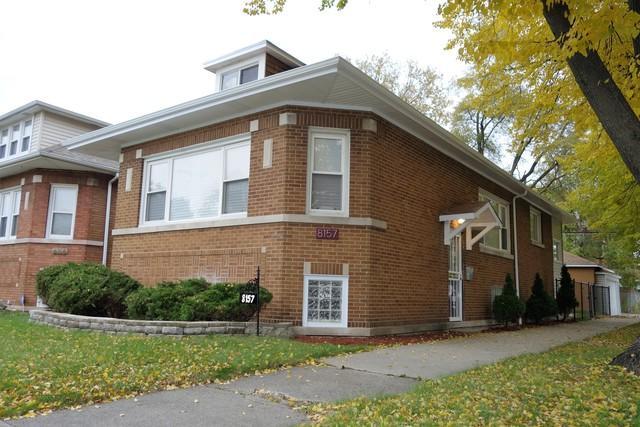 8157 S Blackstone Avenue, Chicago, IL 60619 (MLS #10134945) :: Domain Realty