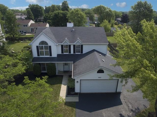 147 W Harbor Drive, Lake Zurich, IL 60047 (MLS #10134968) :: Helen Oliveri Real Estate