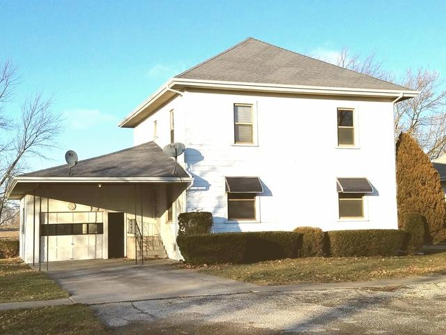 311 E Jeffery Street, Cullom, IL 60929 (MLS #10135358) :: The Wexler Group at Keller Williams Preferred Realty