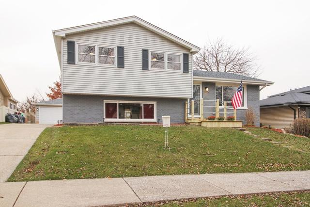 15512 Lockwood Avenue, Oak Forest, IL 60452 (MLS #10135726) :: Ani Real Estate