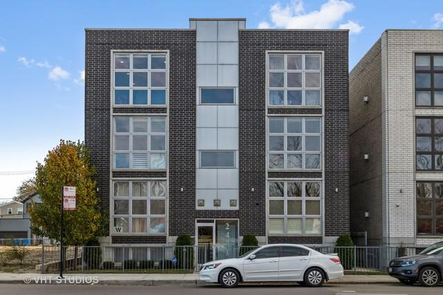 2431 W Belmont Avenue 3E, Chicago, IL 60618 (MLS #10136074) :: Leigh Marcus | @properties