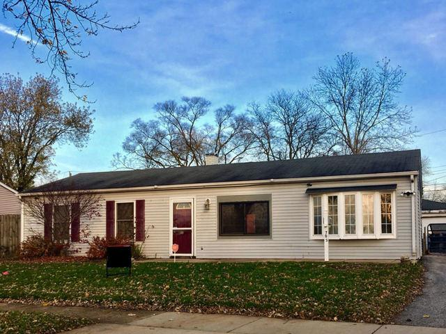 703 S Oltendorf Road, Streamwood, IL 60107 (MLS #10136221) :: Domain Realty