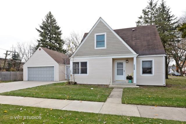 1139 E Thacker Street, Des Plaines, IL 60016 (MLS #10137659) :: Domain Realty