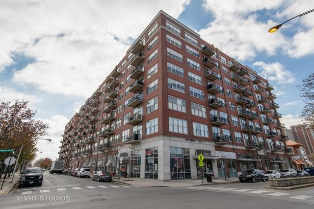 6 S Laflin Street #807, Chicago, IL 60607 (MLS #10138379) :: Property Consultants Realty