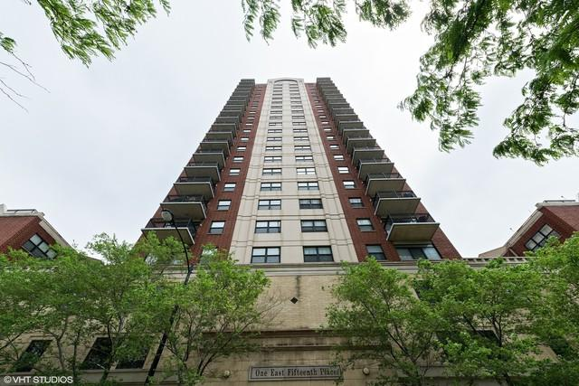 1529 S State Street 21K, Chicago, IL 60605 (MLS #10138411) :: Ani Real Estate