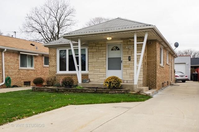 5041 W Devon Avenue, Chicago, IL 60646 (MLS #10138902) :: Leigh Marcus | @properties
