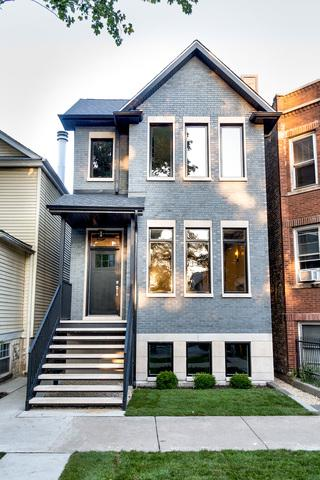 3321 N Oakley Avenue, Chicago, IL 60618 (MLS #10139151) :: Leigh Marcus | @properties