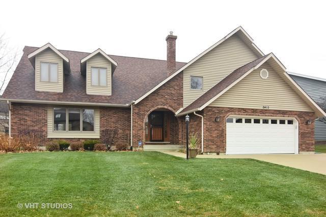 2403 Highland Drive, Palatine, IL 60067 (MLS #10139388) :: T2K Properties