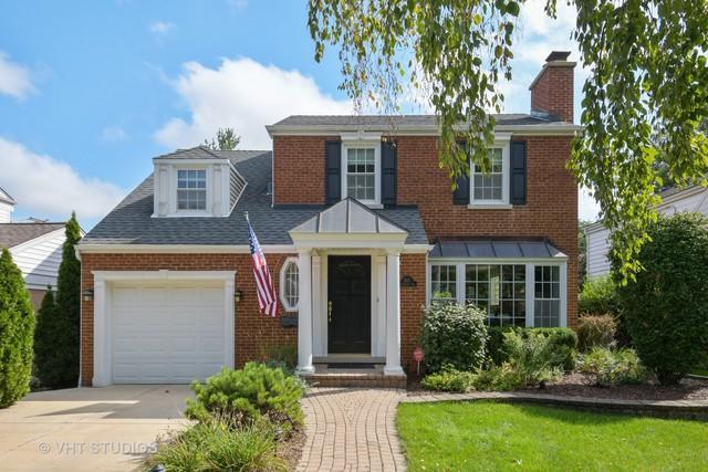 507 N Douglas Avenue, Arlington Heights, IL 60004 (MLS #10139482) :: Baz Realty Network   Keller Williams Preferred Realty